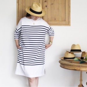 MARINE DRESS short sleeve