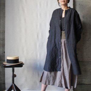 SMOCK FROCK<french linen>