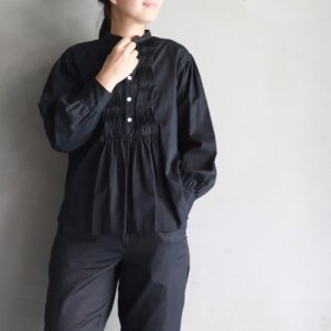 TUNICA SHIRT (cotton×silk)