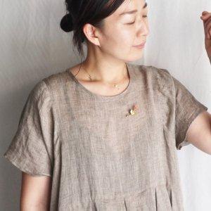 SOFA DRESS <VITAGE LINEN>