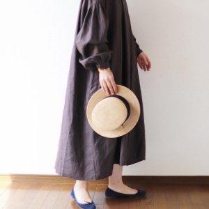 BIAUDE DRESS french linen