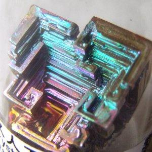 ビスマス人工結晶(瓶入、小)(171016)
