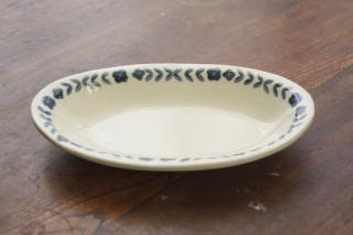 フラワーリース オーバル小鉢