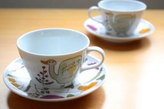 Cup&Saucer Le Canard