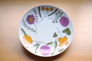 Dessert Plate Le Canard