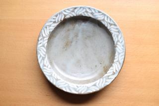 象嵌リム皿