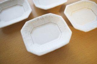 角小皿 プレーン