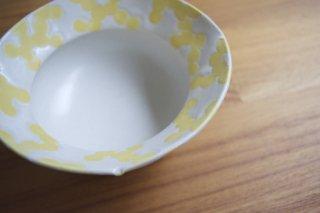 ミモザ 輪花小鉢