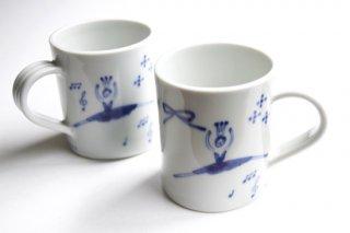 バレリーナ マグカップ