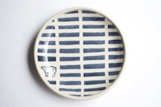 シロクマ小皿