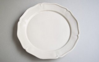 花形リム皿 8寸
