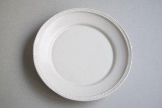ドットリム皿 5寸