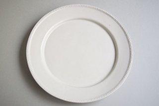 ドットリム皿 8寸