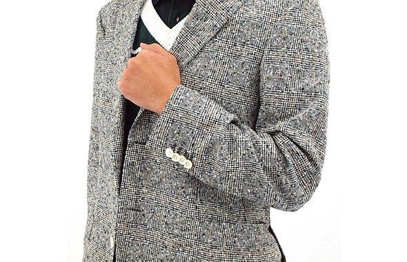 MB 日本製サマーブレザージャケットのコーディネート写真