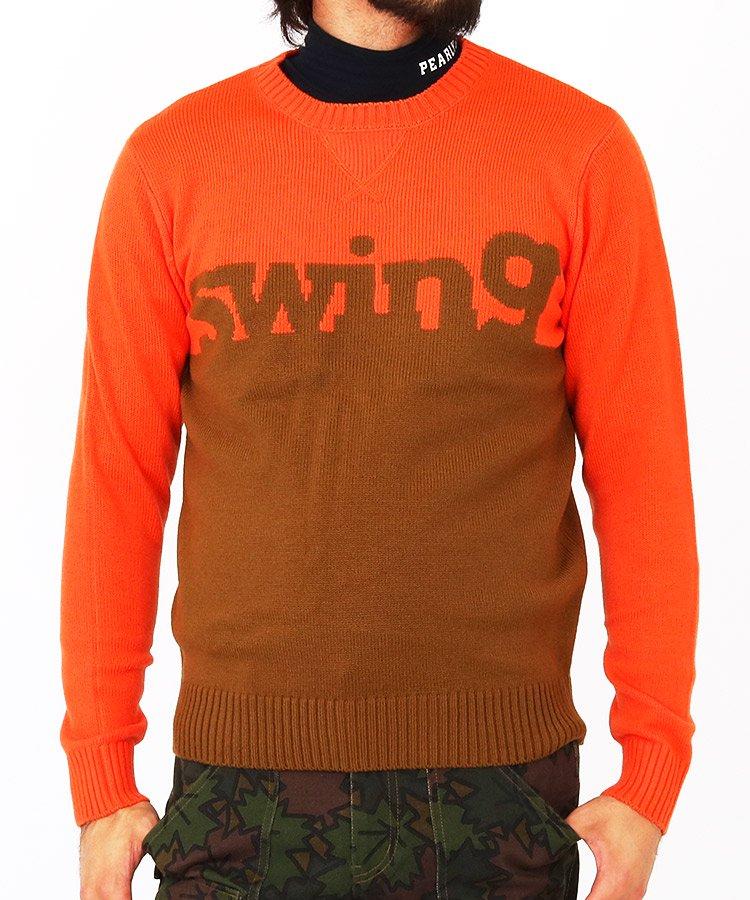 ジャックバニー JB 「Swing」2カラーセーター