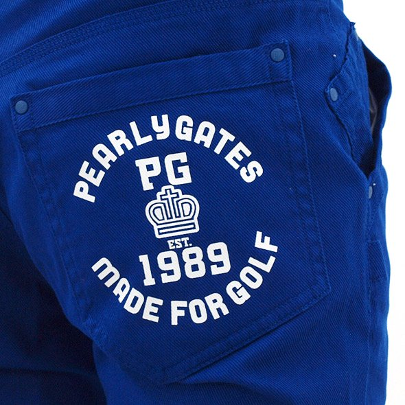 PG 定番ポケットプリントパンツのコーディネート写真