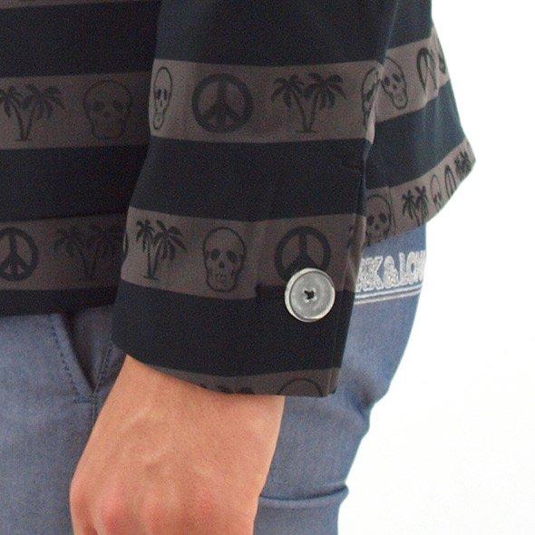 ML モチーフBorderサマージャケットのコーディネート写真