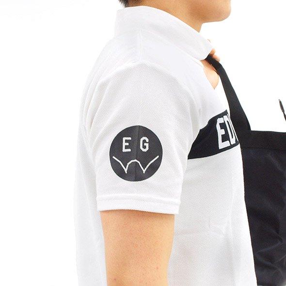 EW 高機能◆ハイネック半袖カットソーのコーディネート写真
