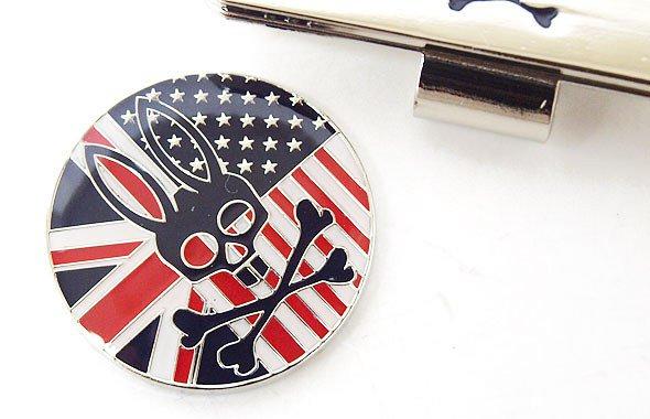 PS SkullRabbit★アメリカントップマーカーのコーディネート写真