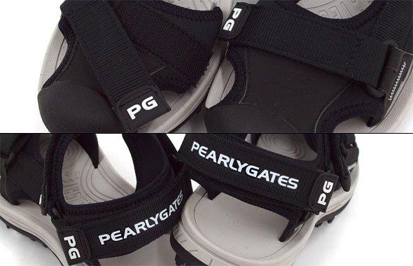 PG 話題♪サンダル型スパイク(ブラック) のコーディネート写真