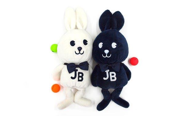 ジャックバニー(Jack Bunny!!) JB 蝶ネクタイBunny♪ヘッドカバー(DR)