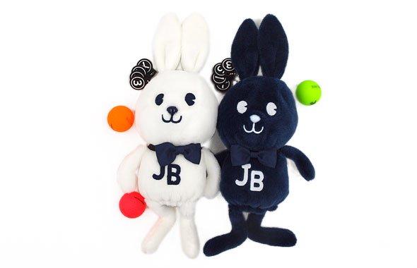 ジャックバニー ツール JB 蝶ネクタイBunny♪ヘッドカバー(FW)