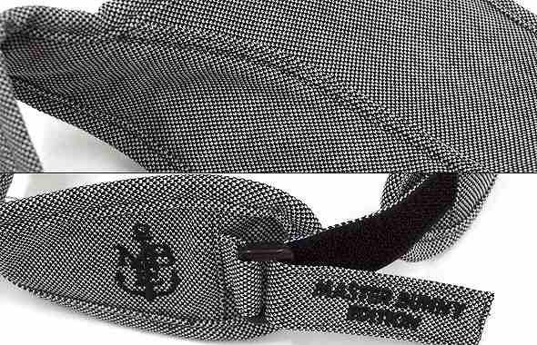 MB 上品刺繍◆リネン混バイザーのコーディネート写真