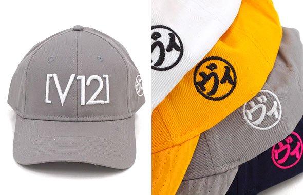 VI V12刺繍◇Basicキャップのコーディネート写真