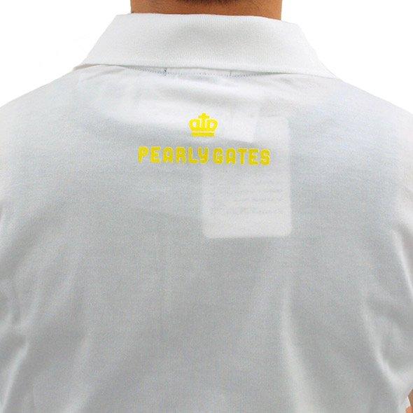 PG ポケットデザイン天竺ポロのコーディネート写真