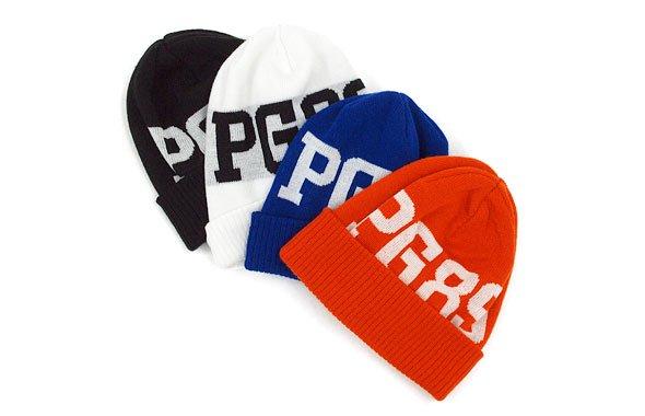 パーリーゲイツ PG PG89ジャガードニット帽