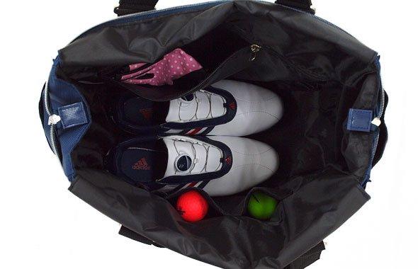 JL シューズ袋付◆軽量ボストンのコーディネート写真
