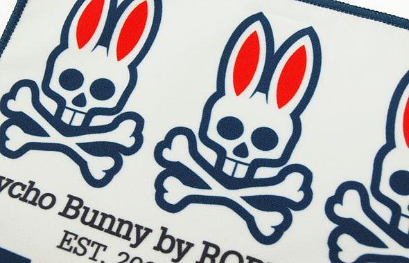 PS ロゴ×Flag★フック付ハンドタオルのコーディネート写真