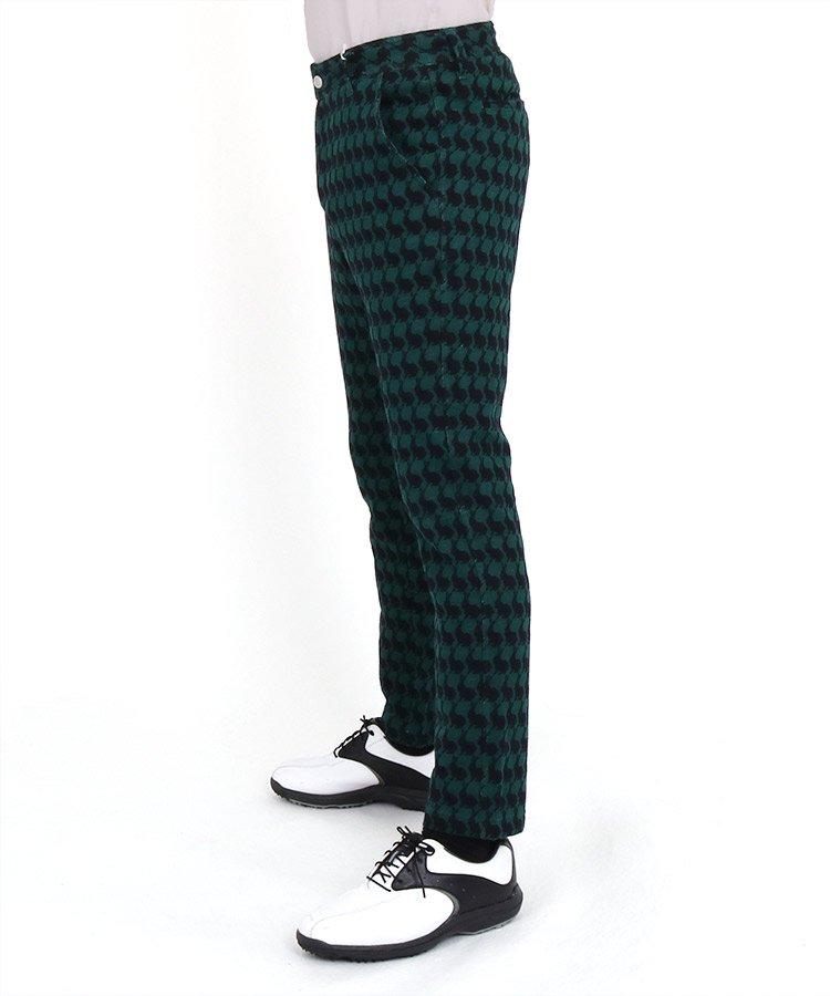 JB デジタルラビットジャガードパンツのコーディネート写真