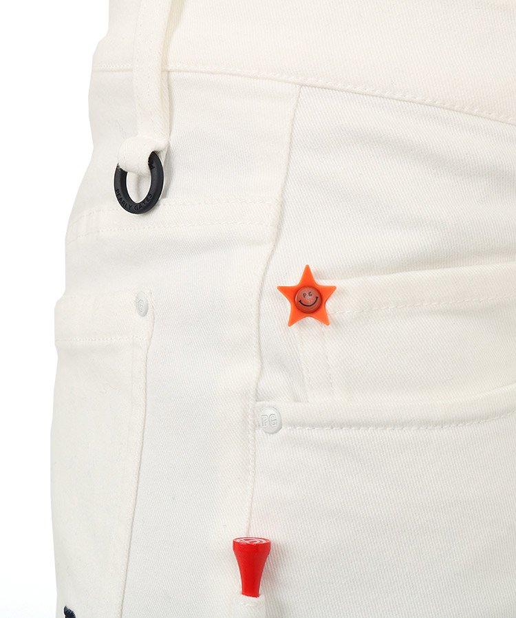 PG コットン吸湿発熱パンツのコーディネート写真
