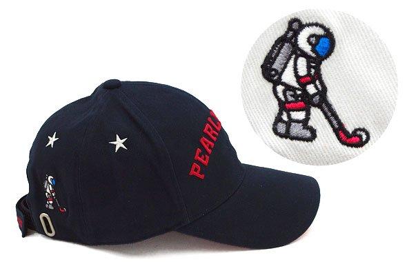 PG Spacemanポイント★定番系キャップのコーディネート写真