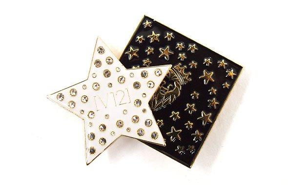 ヴィトゥエルブ VI Stardust★メタルマーカー(ホワイト)