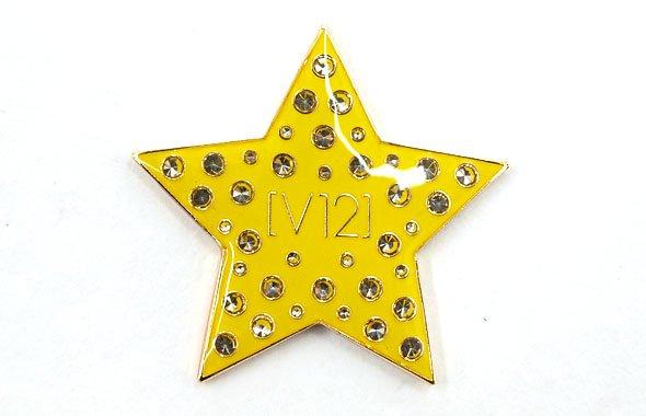 VI Stardust★メタルマーカー(イエロー)のコーディネート写真