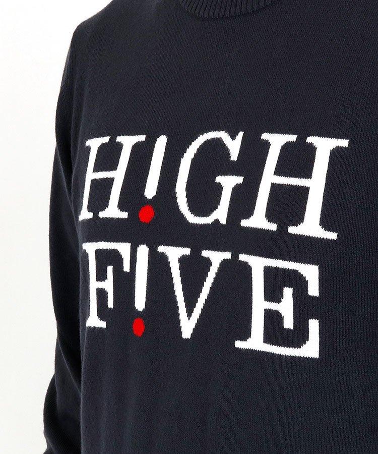 JB HighFiveインターシャニットのコーディネート写真