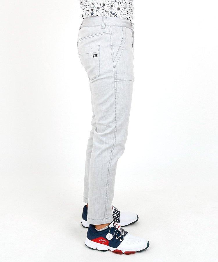 RO リバーシブルクロップドパンツのコーディネート写真