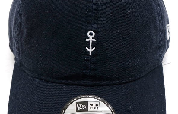 NE 錨Point刺繍★ポパイコラボキャップ(ネイビー)のコーディネート写真