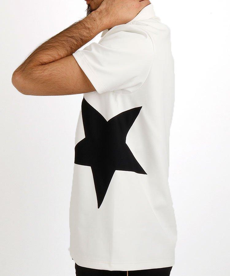 RD BigStarポロシャツのコーディネート写真