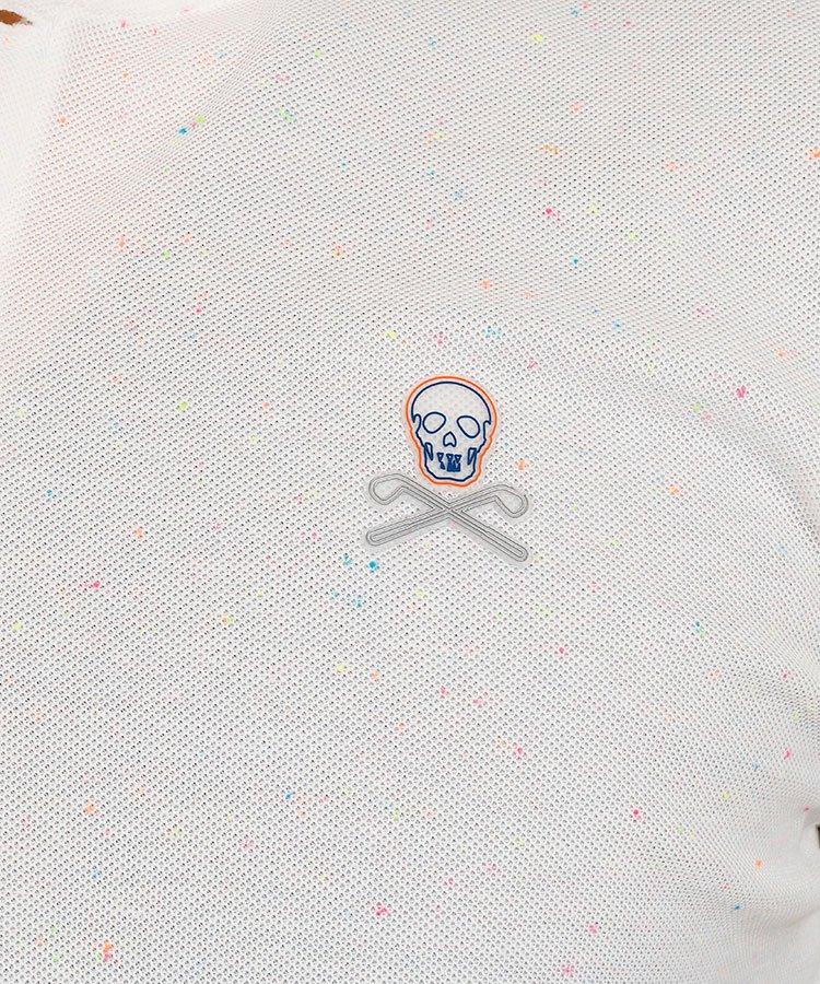 ML 速乾ネップポロのコーディネート写真