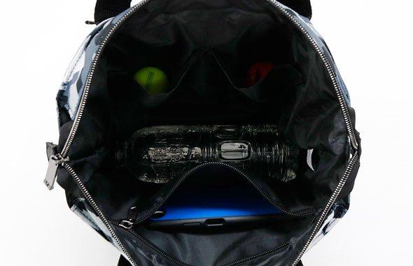 JL ジオメトリーカートバッグのコーディネート写真
