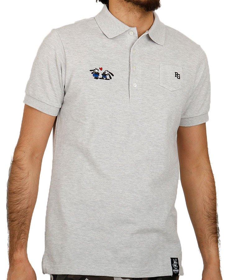 パーリーゲイツ 半袖ポロシャツ・シャツ PG オズワルドワンポイントポロ