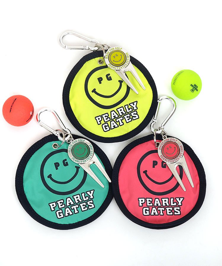 パーリーゲイツ PG Smile&89★ラウンドスウィーパー