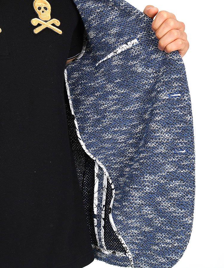 ML ピン付◆ブレザージャケットのコーディネート写真