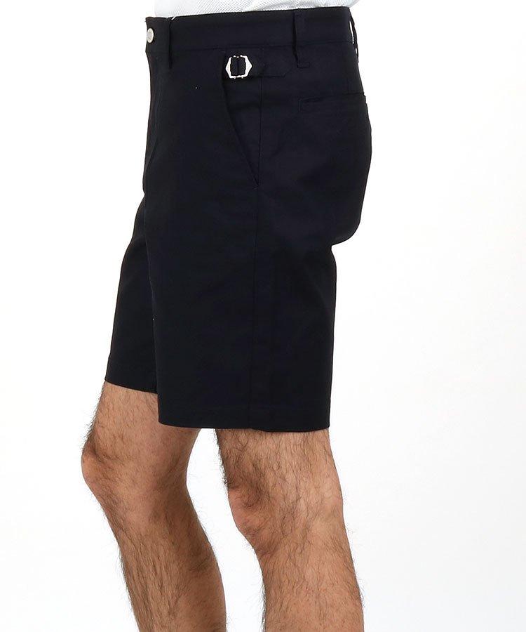 JB サイドベルトストレッチショートパンツのコーディネート写真