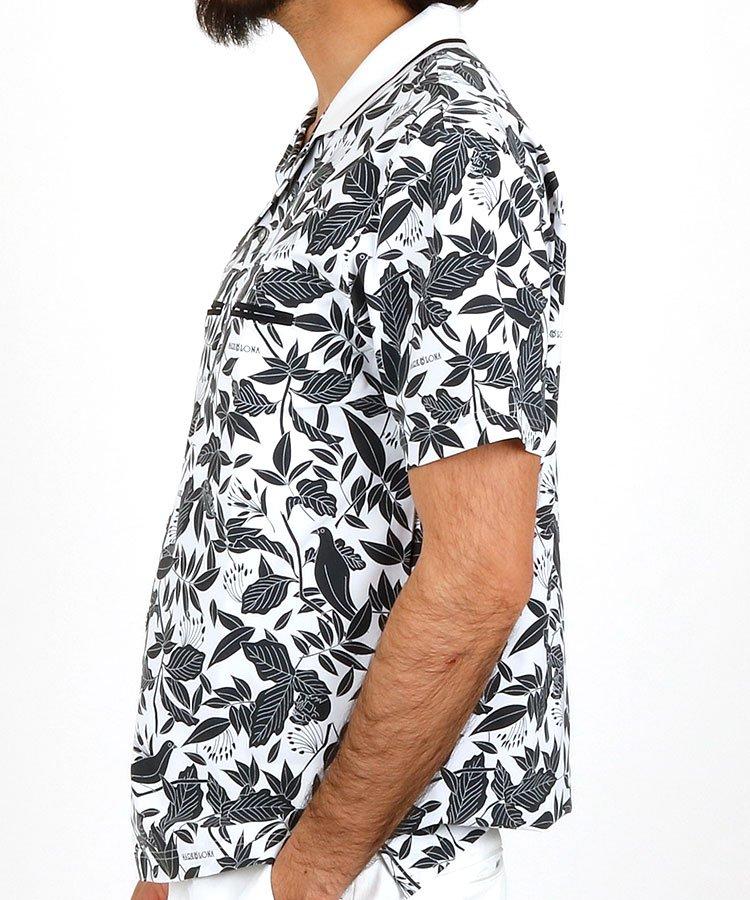 ML 高機能ボウリングシャツのコーディネート写真