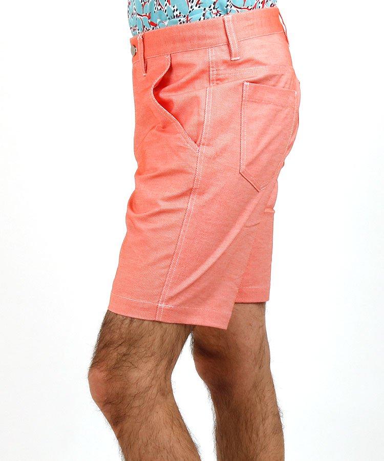 JB シャンブレーハーフパンツのコーディネート写真