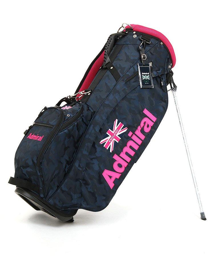 アドミラルゴルフ AM カモフラ柄◆スタンドキャディ
